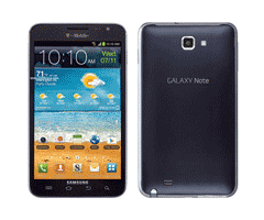 Samsung Galaxy Note i717 T879