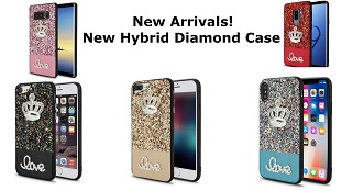 New Hybrid Diamond Case