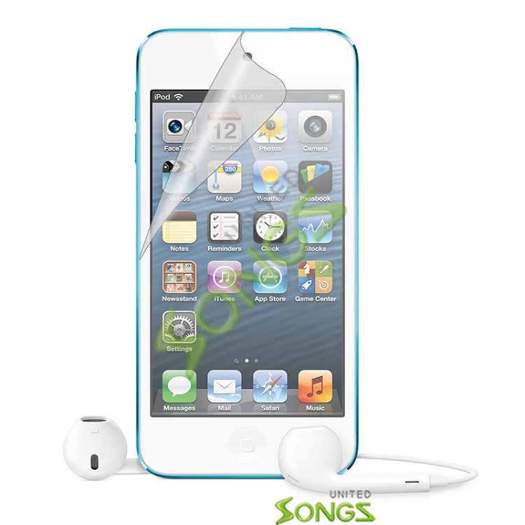 iTouch 5/6 Screen Protector (Clear)