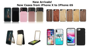 New Arrival Cases for IPhones
