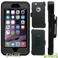 Heavy Duty Case With Screen Protector & Cip