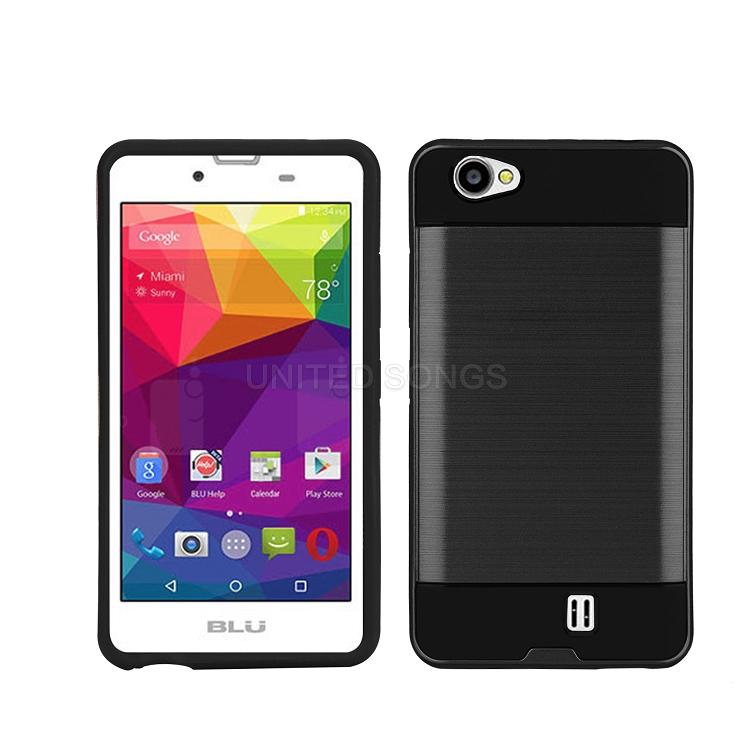 buy online 29f3d 11d8c BLU Neo X N070U/Studio X5 Hybrid Case Black