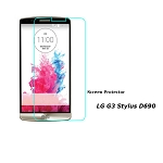 LG G3 Stylus D690 Screen Protector (Clear)