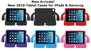 New Arrival Tablet Cases for IPad & Samsung