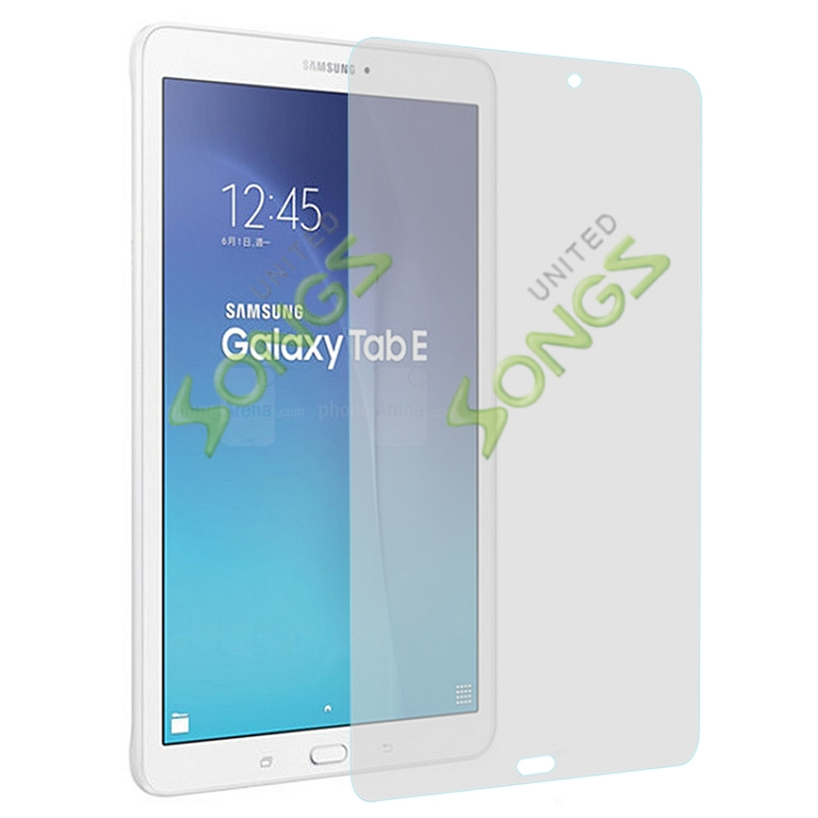 """Tempered Glass Clear Screen Protector For Samsung Galaxy Tab E 9.6/"""" SM-T560 T561"""