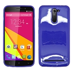 BLU Studio 6.0 LTE TPU(Gel) Case Purple