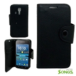 Kyocera  Wallet Case  Black For  C6730/C6530 Black