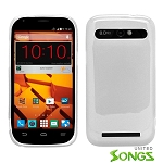 ZTE Warp Sync N9515 Grand S Pro N9835 TPU(Gel) Case Clear