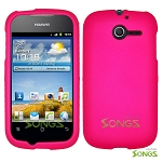Huawei Ascend Y M866 Hard Regular Case Pink