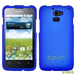 Huawei Premia 4G M931 Hard Regular Case Blue