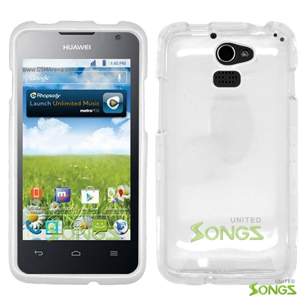 Huawei Premia 4G M931 Hard Regular Case Clear
