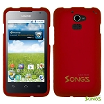 Huawei Premia 4G M931 Hard Regular Case Red