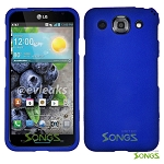 LG Optimus G Pro E980 (AT&T) Hard Regular Case Blue