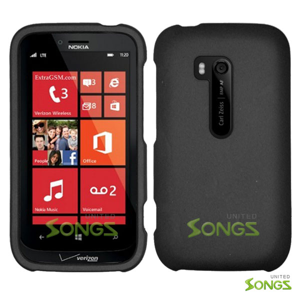 Nokia Lumia 822 Hard Regular Case Black