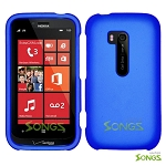 Nokia Lumia 822 Hard Regular Case Blue