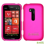 Nokia Lumia 822 Hard Regular Case Pink