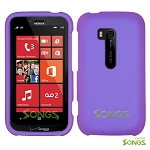 Nokia Lumia 822 Hard Regular Case Purple