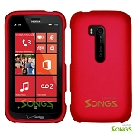 Nokia Lumia 822 Hard Regular Case Red