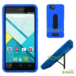 Blu Studio Energy Heavy Duty Case with Kickstand Blue/Black