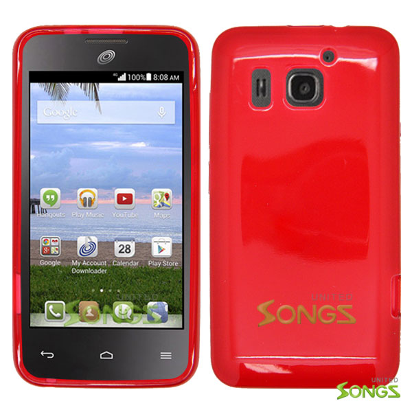 Huawei Magna H871G TPU(Gel)Case Red