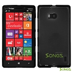 Nokia Lumia 929(Verizon) TPU(Gel) Case Black