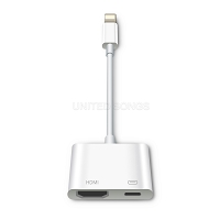 iPhone Lightning to HDMI Adapter