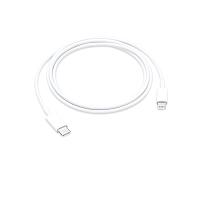 Type C to iPhone Cable White