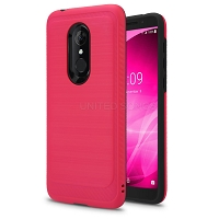 Wiko Ride(Boost Mobile) Hybrid Case Pink