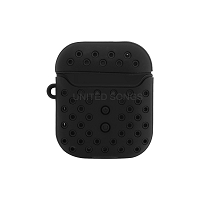 AirPods New APR Unique Style Case Black/Black