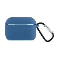 AirPods Pro New Unique Style Case With Strap Cable Blue