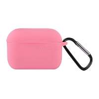 AirPods Pro New Unique Style Case With Strap Cable Pink