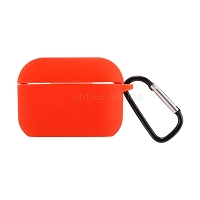AirPods Pro New Unique Style Case With Strap Cable Red