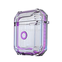 AirPods New APT Full Protection Case Purple