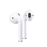 New High Quality Bluetooth Wireless Earbuds White