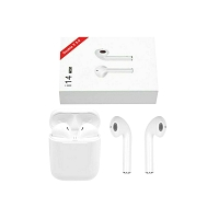 New i14 Bluetooth 5.0 Earbuds White