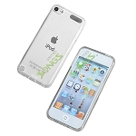 iTouch 5/6 High Gloss TPU Case Clear