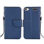 iTouch 5 Wallet Case Blue