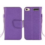 iTouch 5 Wallet Case Purple