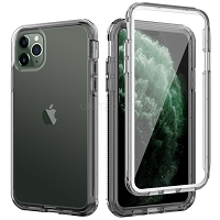 iPhone 11 Pro New DFS Defender Case With Screen Protector Black