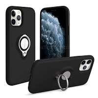 iPhone 11 Pro New Hybrid Case With Ring Black
