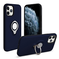 iPhone 11 Pro New Hybrid Case With Ring Blue