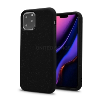 iPhone 11 Pro New TPS Simple Stylish Protective Case Black