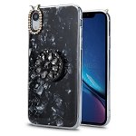 iPhone XR New Pop Holder Stylish Case Gray