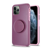 iPhone 11 Pro Max New PXO Pop Holder Kickstand Case Purple