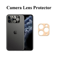 iPhone 11 High Quality Camera Lens Protector Gold