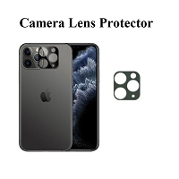 iPhone 11 Pro Max/11 Pro High Quality Camera Lens Protector Green
