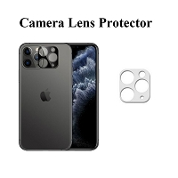 iPhone 11 High Quality Camera Lens Protector Silver