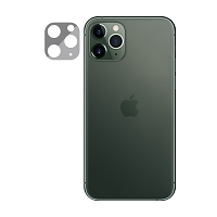 iPhone 11 Pro Max/11 Pro High Quality Camera Lens Protector Silver