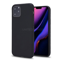 iPhone 11 Pro Max TPU(Gel) Case Black
