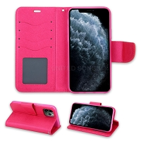 iPhone 11 Pro Max Wallet Case Pink